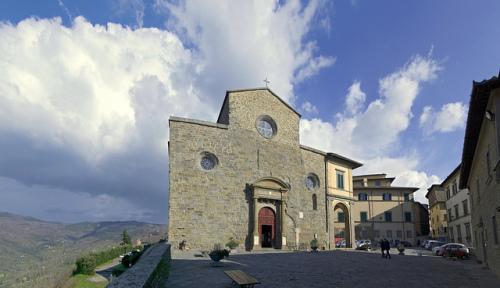 Cattedrale del Borgo di Cortona