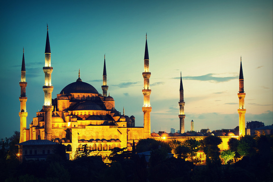 Moschea blu istambul