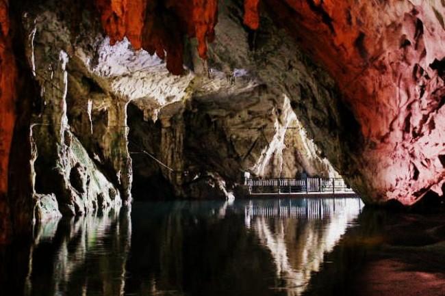 Grotte Pertosa Auletta