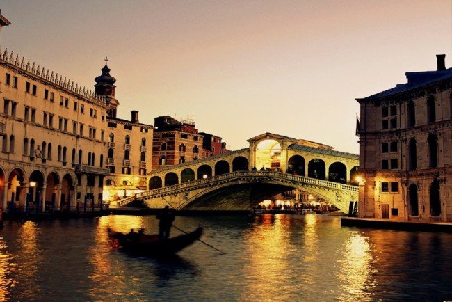 Week-end romantico a Venezia