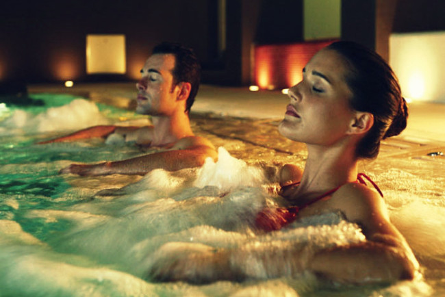 Week-end benessere in una SPA