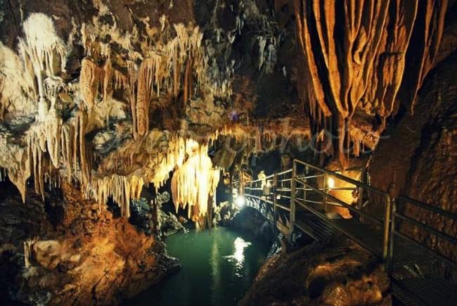 Grotte di Su Mannu