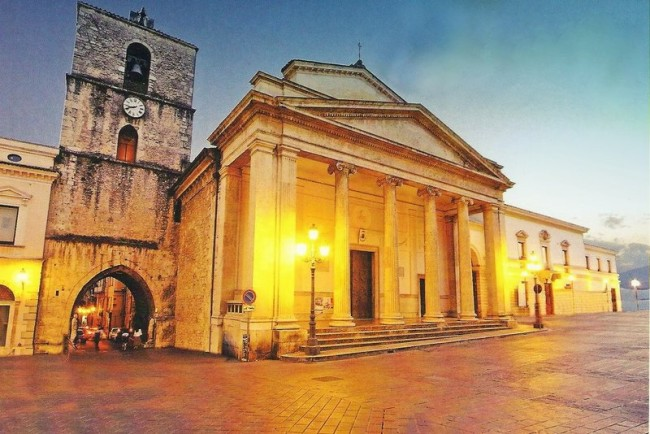 Isernia Cattedrale