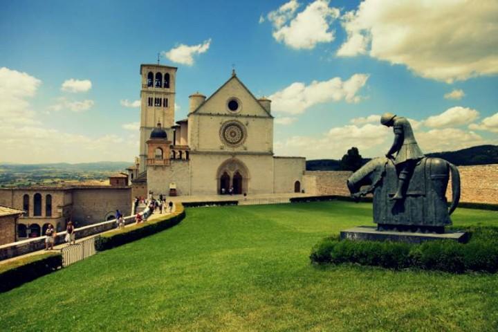 Assisi - Basilica Superiore di San Francesco