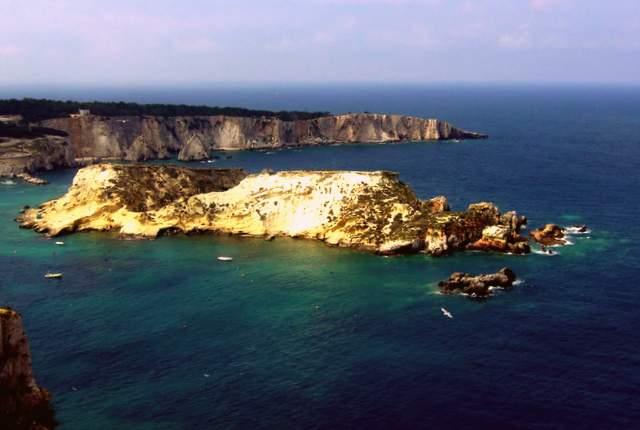 cretaceo isole tremiti