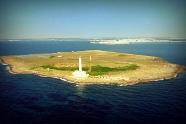 isola sant andrea